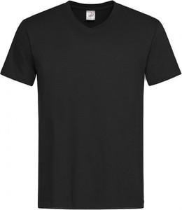 T-shirt Stedman z bawełny w stylu casual