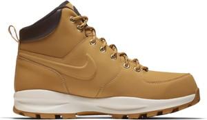 Buty dziecięce zimowe Nike sznurowane