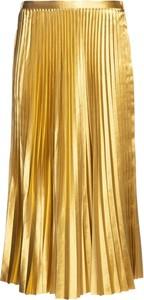 Żółta spódnica Guess w stylu casual