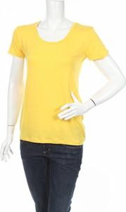 T-shirt Verysimple z krótkim rękawem z okrągłym dekoltem w stylu casual