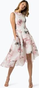 Sukienka Coast bez rękawów midi asymetryczna