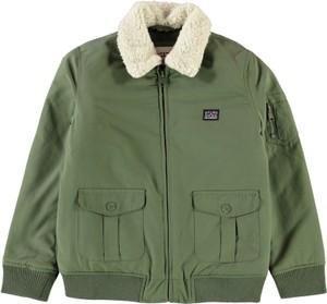 Zielona kurtka dziecięca Ben Sherman
