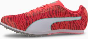 Czerwone buty sportowe dziecięce Puma
