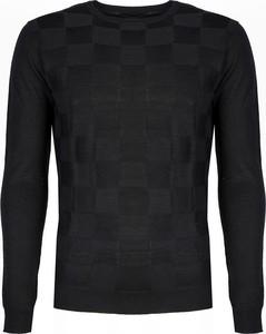 Czarny sweter Antony Morato