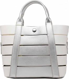 e4b0316248a6c torebka czarno biała - stylowo i modnie z Allani