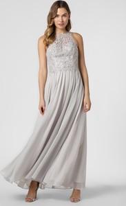 Sukienka Laona rozkloszowana maxi bez rękawów
