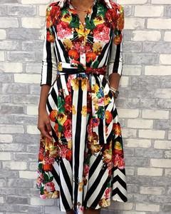 Sukienka Kendallme w stylu casual koszulowa mini