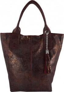 2e0c92070bea1 torba zamszowa worek - stylowo i modnie z Allani