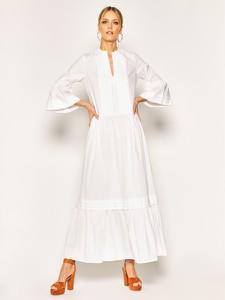 Sukienka Twinset w stylu casual rozkloszowana