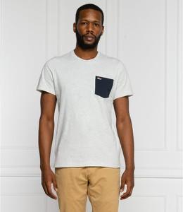 T-shirt Tommy Jeans z krótkim rękawem w stylu casual z bawełny