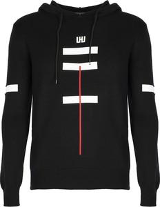 Bluza ubierzsie.com z nadrukiem w młodzieżowym stylu