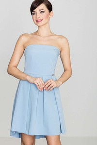 Sukienka Katrus mini gorsetowa