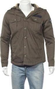 Brązowa kurtka Defacto w stylu casual krótka