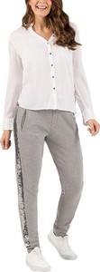 Spodnie sportowe Timezone z bawełny