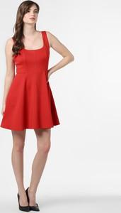 Czerwona sukienka Ted Baker bez rękawów mini w stylu casual