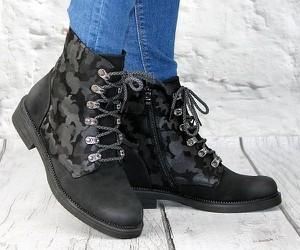 1a15faa561747 buty zimowe wojskowe - stylowo i modnie z Allani