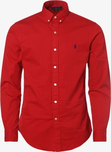Czerwona koszula POLO RALPH LAUREN