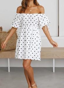 Sukienka Cikelly hiszpanka mini