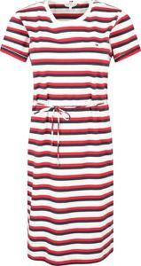 Sukienka Tommy Hilfiger mini w stylu casual prosta