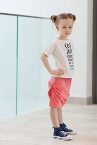 Czerwona spódniczka dziewczęca M-art-a-baby