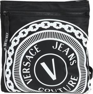 Czarna torba Versace Jeans