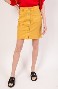 Żółta spódnica Olika mini