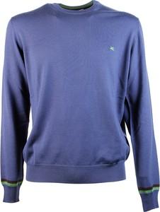 Sweter Etro w stylu casual z okrągłym dekoltem