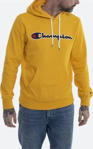 Żółta bluza Champion z plaru