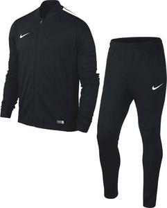 Czarny dres dziecięcy Nike z dzianiny
