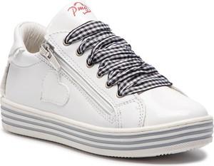 Buty sportowe dziecięce Primigi sznurowane