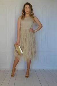 Sukienka arioso.pl z tiulu
