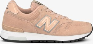 Buty sportowe New Balance z płaską podeszwą