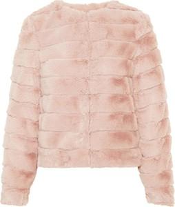 Różowa kurtka Vero Moda