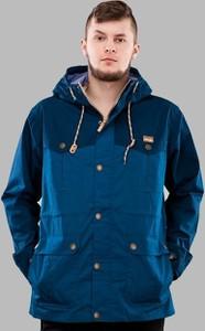 Niebieska kurtka Iriedaily