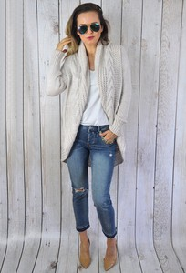 Sweter hitdnia.com.pl w stylu casual