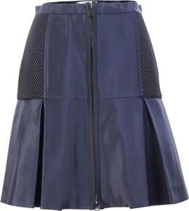 Niebieska spódnica Fendi Vintage mini