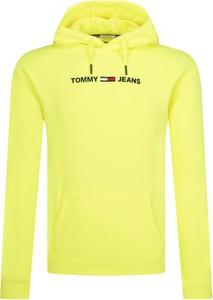 Bluza Tommy Jeans z bawełny w młodzieżowym stylu