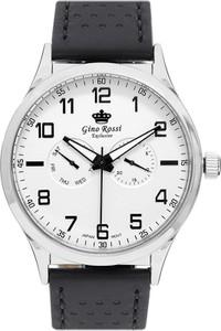 Gino Rossi MOTIRO E10856A-3A1 zegarek męski Exclusive PUDEŁKO