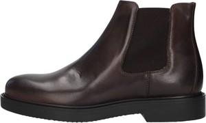Brązowe buty zimowe Igi & Co