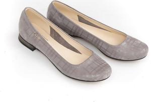 Baleriny Zapato z płaską podeszwą w stylu klasycznym