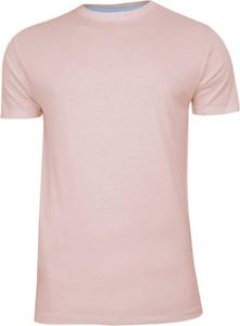Różowy t-shirt Brave Soul