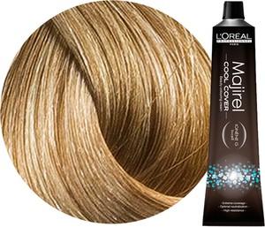 L'Oreal Paris Loreal Majirel Cool Cover | Trwała farba do włosów o chłodnych odcieniach - kolor 9 bardzo jasny blond 50ml - Wysyłka w 24H!