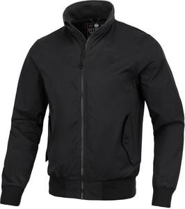 Czarna kurtka Pit Bull w stylu casual krótka