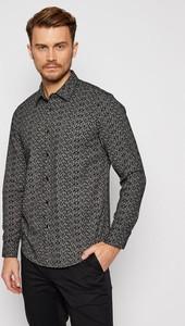 Koszula Calvin Klein z długim rękawem w młodzieżowym stylu