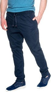 Granatowe spodnie Hilfiger Denim