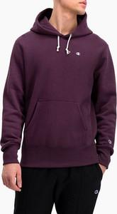Fioletowa bluza Champion z polaru w sportowym stylu