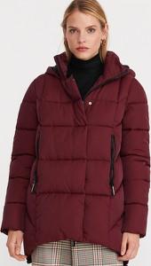 Czerwona kurtka Reserved w stylu casual