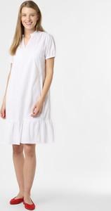Sukienka Soyaconcept w stylu boho mini z krótkim rękawem