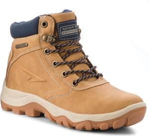Buty dziecięce zimowe Sprandi