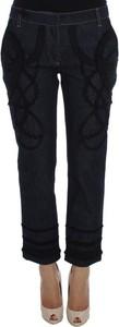 Jeansy Dolce & Gabbana w stylu casual